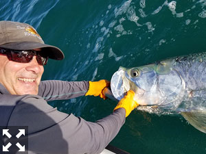 There's really nothing like fishing for tarpon.