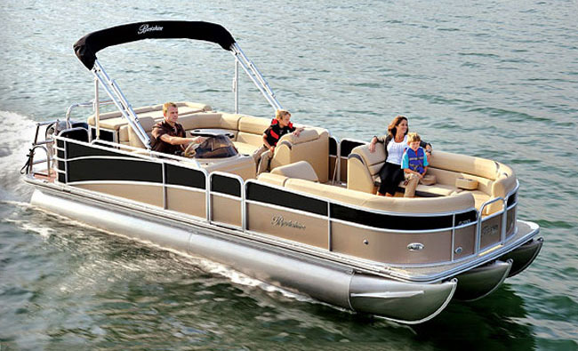 27' Berkshire Pontoon Boat