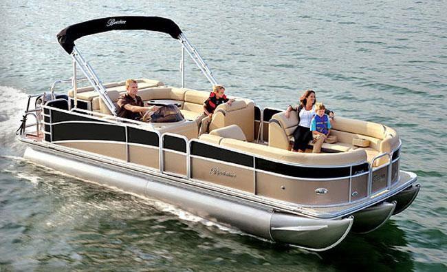 27' Berkshire Pontoon Boat