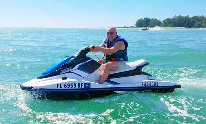 Siesta Key's No.1 Stop for Jet Ski Rentals