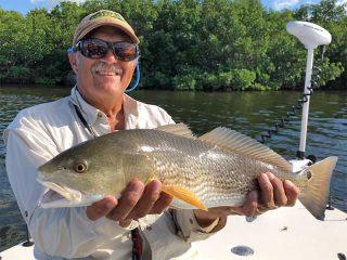 That's one beautiful Redfish.