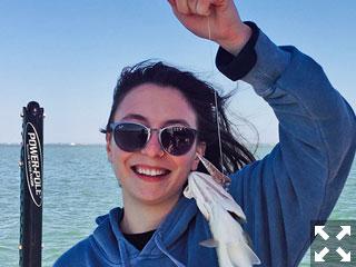 If anybody ask I've 'Gone Fishin'.