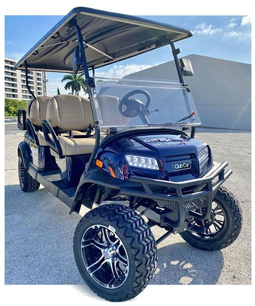 Golf Cart Siesta Rentals